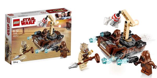 Lego Star Wars Combate en Tatooine barato en Amazon