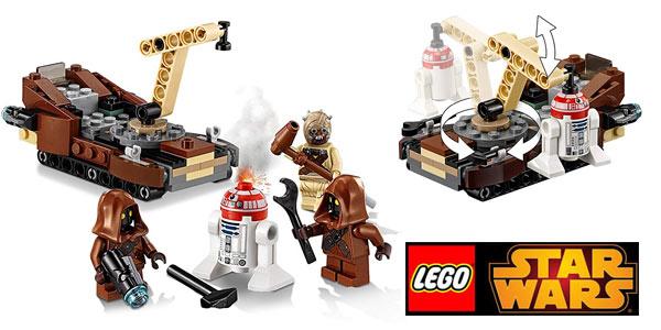 LEGO Star Wars combate en Tatooine al mejor precio en Amazon