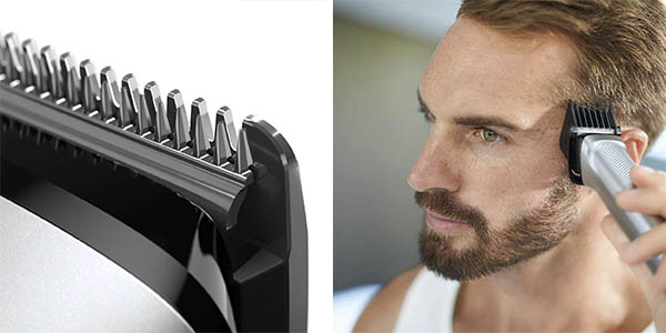 máquina de afeitar corporal y para cabello Philips MG7720/15 oferta