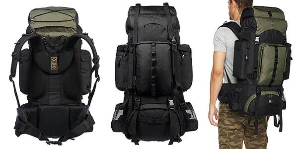 mochilas de viaje y senderismo AmazonBasics baratas