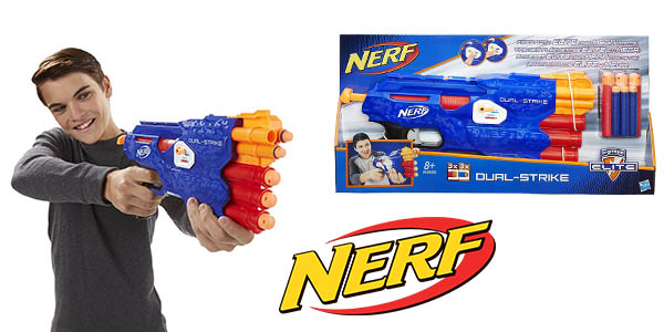 Nerf Elite Dual Strike barata