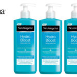 Pack x3 Neutrogena Hydro Boost bodylotion barato en Amazon