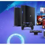 Ofertas en packs PS4 Navidad 2018