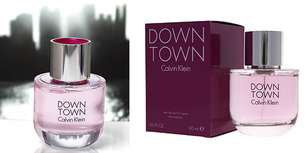 perfume Calvin Klein Downtown 90 ml oferta