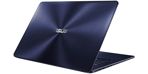 Portátil ASUS ZenBook Pro UX550GD-BN026T de 15,6'' Full HD en Amazon