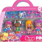Set de Cuatro muñecas Pinypon by PINY (Famosa 700012916) barato en Amazon