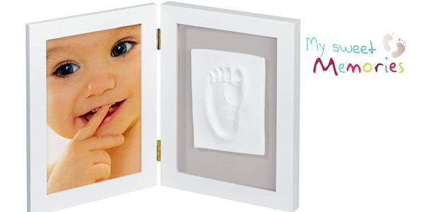 Marco My Sweet Memories ES Photo Frame + Baby Print barato en Amazon