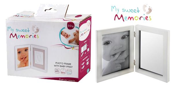 Marco My Sweet Memories ES Photo Frame + Baby Print chollo en Amazon