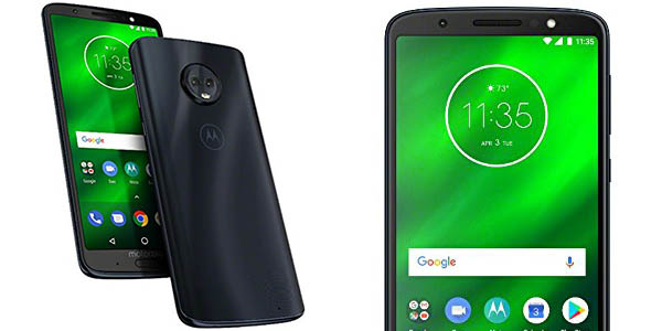 Motorola Moto G6 Plus barato