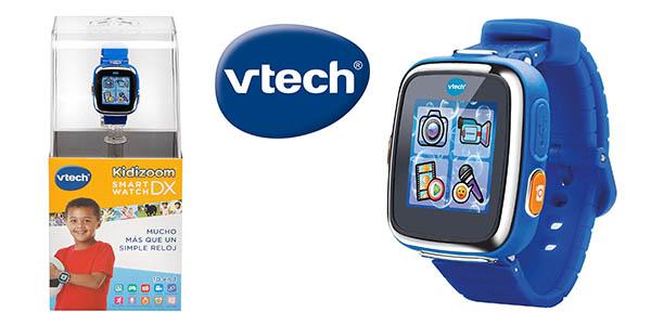 smartwatch VTech Kidizoom reloj infantil barato