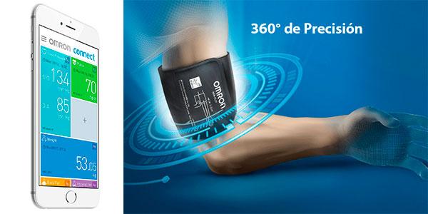 Tensiómetro de brazo Omron M7 Intelli IT con Bluetooth barato