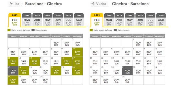 vuelos baratos en las rebajas de enero de Vueling