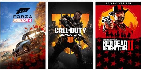 Rebajas Xbox en juegos y consolas hasta fin de año