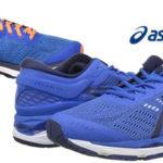 Zapatillas de running ASICS Gel-Kayano 24 para hombre baratas en Amazon