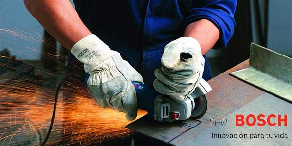 Amoladora Bosch Professional GWS 7-125 de 720 W chollo en Amazon