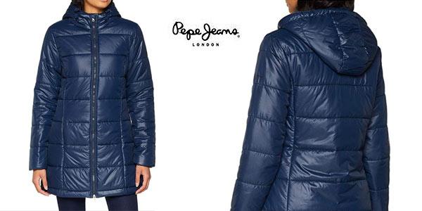 Para Jeans Con Envío Mujer Parka Tami Chollazo Por Pepe Sólo 44€ H6ITIq