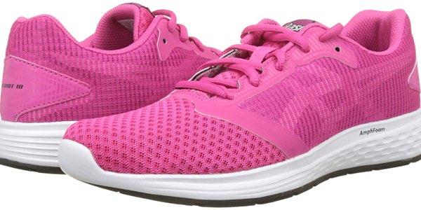 Zapatillas de running baratas para mujer Asics Patriot 10