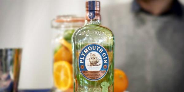 Botella Plymouth Gin de 70 cl chollo en Amazon