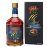 Botella Ron XM 10 años Royal Demerara 700 ml barata en Amazon