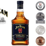 Whisky Bourbon Jim Beam Double Oak Twice Barreled barato en Amazon