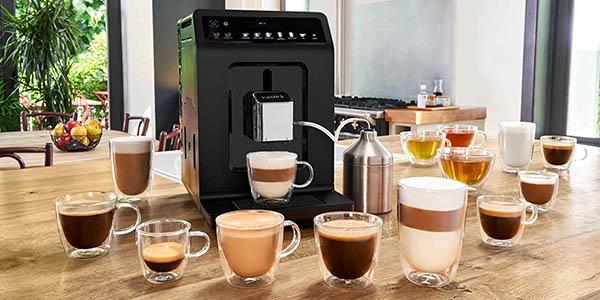 cafetera superautomática Kurps Evidence Espresso barata