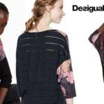 Camiseta Desigual Bélgica para mujer barata en Amazon