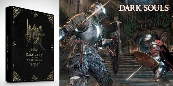 Reserva Libro Dark Souls Trilogy Compendium de 464 páginas
