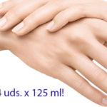 Chollo Pack Crema de manos hidratante Nivea Express (4 x 125 ml)