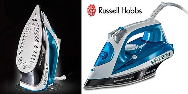 Chollo Plancha de vapor Russell Hobbs Supreme Steam Pro 23971-56 de 2600 W