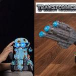 Chollo Robot teledirigido Sqweeks de Transformers 5