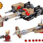 Chollo Set Cloud-Rider Swoop Bikes de LEGO Star Wars con 3 minifiguras