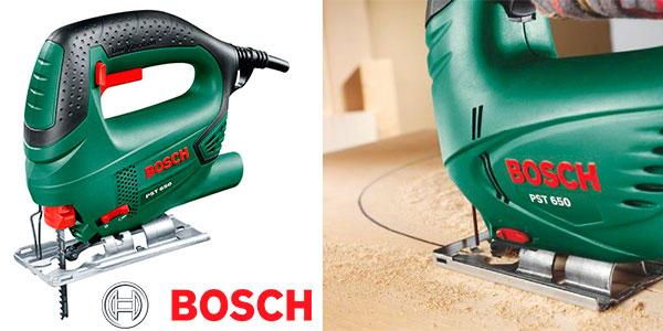 Chollo Sierra de calar Bosch PST 650 de 500 W con maletín