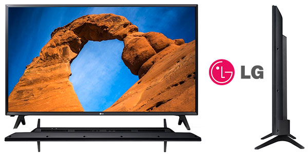 "Chollo TV LG 43LK5000PLA Full HD de 43"""