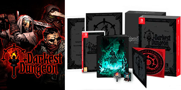 Chollo Videojuego Darkest Dungeon: Signature Edition (Switch)