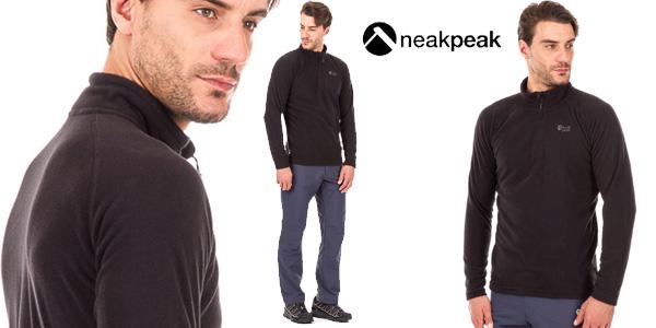 Forro polar Neak Peak B-Alcazaba para hombre barato en eBay