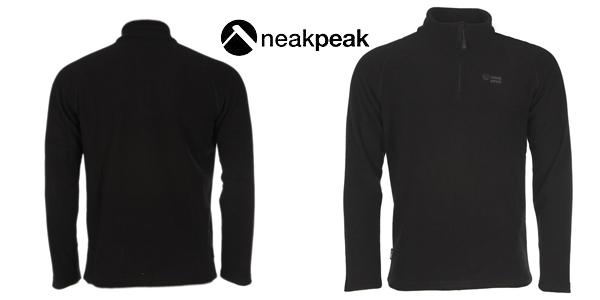 Forro polar Neak Peak B-Alcazaba para hombre chollo en eBay
