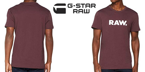 the sale of shoes free delivery order online Chollazo Camiseta G-STAR RAW Holorn para hombre por sólo 14 ...