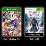 Juegos gratis con Gold febrero 2019