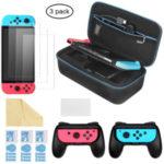 Kit de accesorios 6 en 1 Aimer para Nintendo Switch barato en Amazon