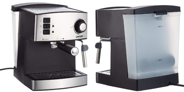 Máquina de café Mesko MS4403 de 850 W chollo en Amazon