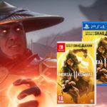 Mortal Kombat 11 para PS4, Xbox One o PC Steam