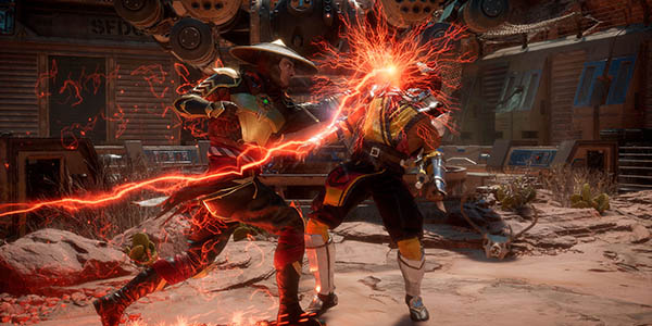 Mortal Kombat 11 para PS4, Xbox One o PC Steam barato