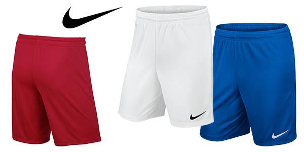 Nike Park II pantalón corto de deporte barato