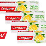 Pack x4 Colgate Naturals Extracts Limón Dentífrico x75ml/ud barato en Amazon