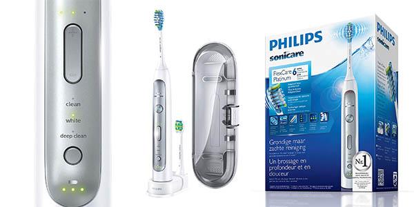 Philips Sonicare Flexcare Platinum HX9112 13 cepillo de dientes eléctrico  barato 4e72def35d9c