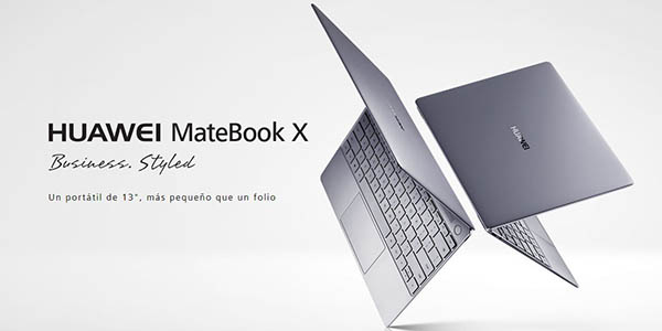 Portátil Huawei Matebook X barato