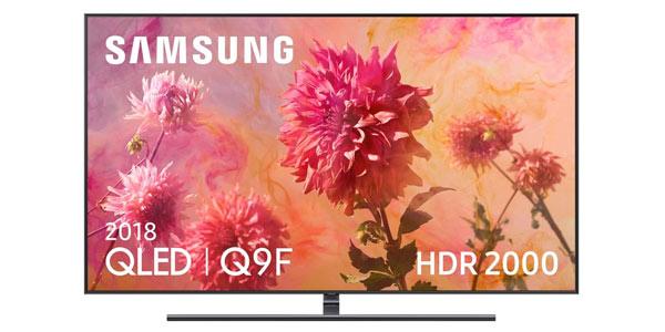 Comprar Samsung QLED 2018 4K UHD Q9F en El Corte Inglés al mejor precio