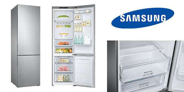 Samsung RB37J501MSA/EF No Frost frigorífico combi barato