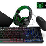 SEt gaming BG x-4 al mejor precio en eBay