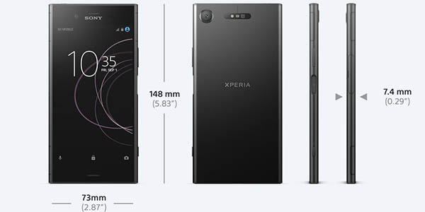 Smartphone Sony Xperia XZ1 barato
